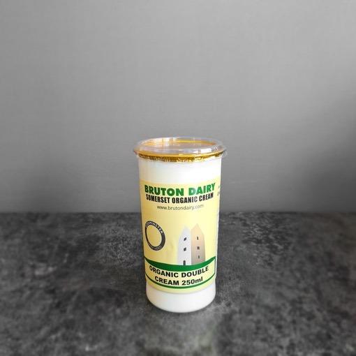 10 Organic Double Cream