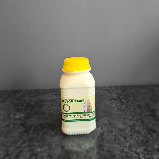 13 Organic Whipping Cream