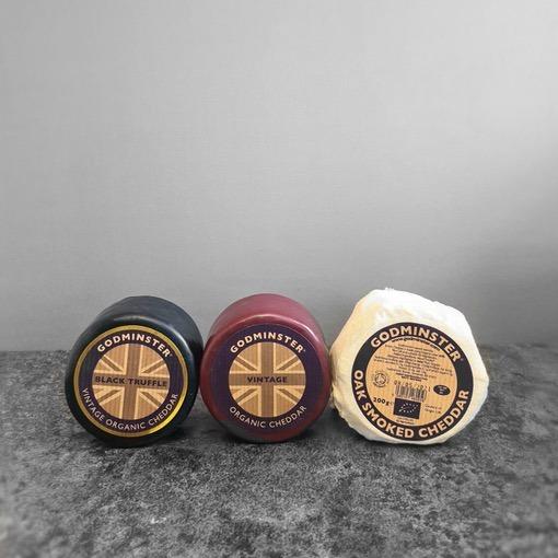 16 Godminster Vintage Cheese
