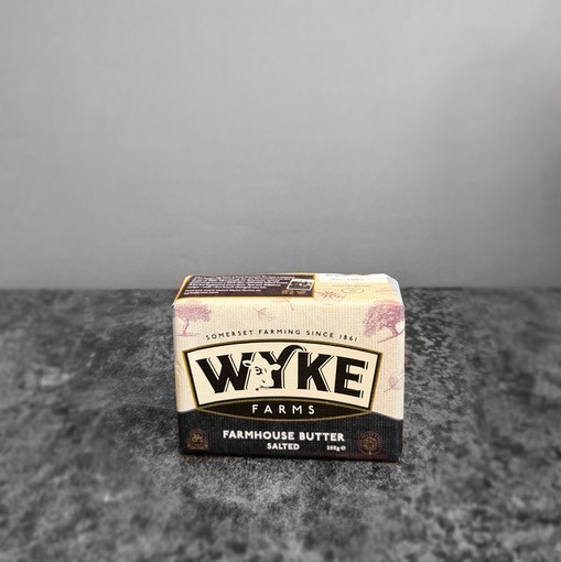 19 Wyke Salted Butter