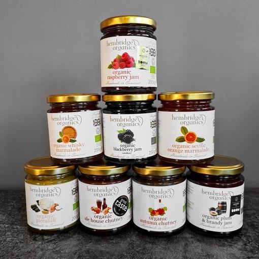 21 Hembridge Organics