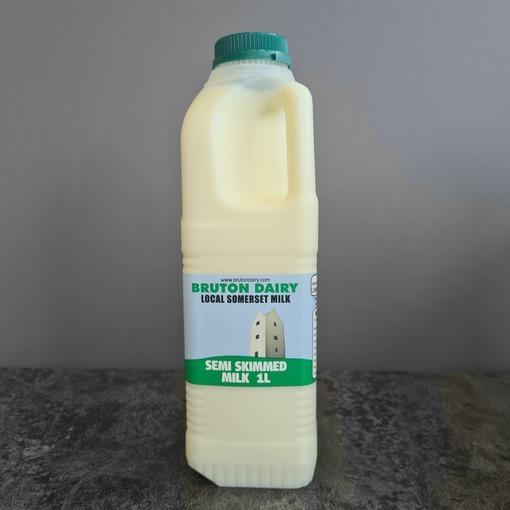 5 Non Organic Semi Skimmed Milk